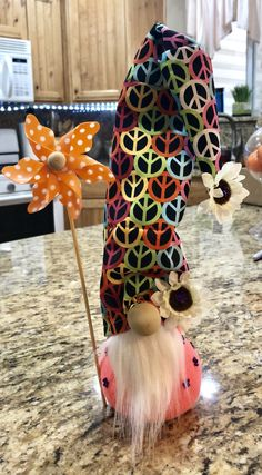 Felt Crafts, Easy Crafts, Scandinavian Gnomes, Tropical, Fair Projects, Gnome Garden, Diy Art, Holiday, Christmas