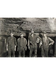 the plight of the bituminous coal miner