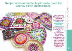 GRANNY PATCH MANIA - Tornano di moda le piastrelle all'uncinetto della nonna!!!