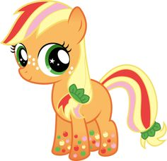 Zap Apple Rainbow Power by Serenawyr on deviantART