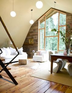 old barn renovated into a home