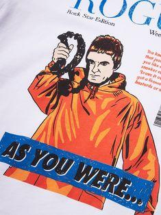 "@WeekendOffender ""Rogue Gallagher T-Shirt"" Edicion Limitada-Limited Edition. #WeekendOffender #RivendelMadrid #liamgallagher #liam #gallagher #camiseta #tshirt #exclusivo #exclusive #weekendoffender #weekendoffenderespaña #weekendoffenderclothing #rockstaredition #manchester #madrid http://www.rivendelmadrid.es/marcas/weekend-offender.html"