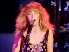 Stevie Nicks - Sara (Official Music Video) This is Stevie looking her best. She was truly one of the world's most beautiful women in her early 30's.