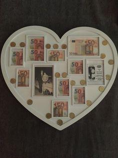 Geschenk zur Hochzeit Wedding Gifts, Presents, Frame, Home Decor, Gift Ideas, Money, Gift, Cards, Stocking Stuffers