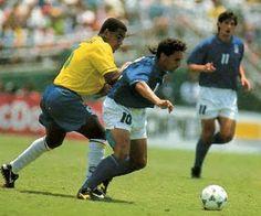 World Cup 1994 Brasil Italia  Final  17 July 1994  Rose Bowl, Pasadena  Attendance: 94,194  Referee: Sándor Puhl