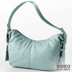 B-Collective by Buxton Leather Hobo