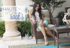 Haute Island Getaway: Day 7- Neutral With a Hint of Mint | Haute Off The Rack