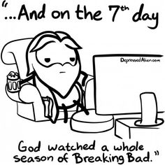 And on the 7th day...