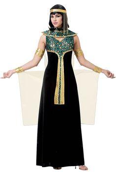 Women's Cleopatra Costume // Halloween