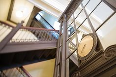 Hotel ICON Vintage Staircase--