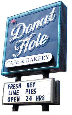 Peace Love Donuts - the donut hole destin - Google Search