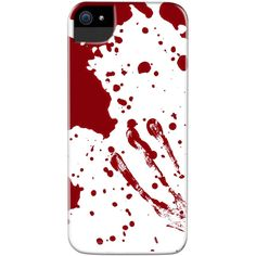 Blood Spatter Case Apple and Samsung ($37) ❤ liked on Polyvore featuring accessories, tech accessories, phone cases, phones, iphone cases, electronics, iphone cover case, galaxy iphone case, samsung and apple iphone cases