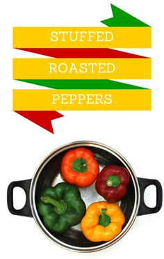 Kathie Lee and Hoda teamed up with chef Rui Correia to prepare a tasty recipe for Stuffed Roasted Bell Peppers, which is easy to customize at home! http://www.foodus.com/today-show-rui-correia-stuffed-roasted-bell-peppers-recipe/