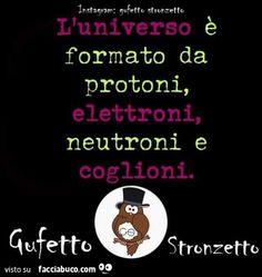 L'universo. :-P