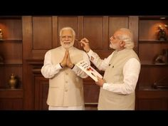 Making of PM Narendra Modi's Clay & Wax Statue