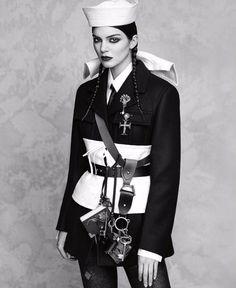 Kendall Jenner Vogue Japão Outubro 2016