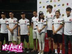 Pres conference Asian Dream Cup Ina Korean People, Running Man, Super Junior, Bigbang, Conference, Kdrama, Asian, Japanese, Pop