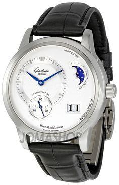 Glashutte PanoMaticLunar Mens Watch. List price: $9900
