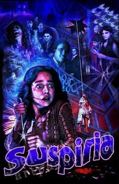 Suspiria by Joel Robinson. I'm waiting for him to put this on a tee shirt again.