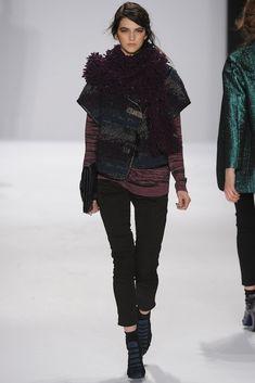 Rebecca Minkoff Fall 2012 Ready-to-Wear Fashion Show - Vanusa Savaris