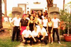 El Staff de Les dos Llunes 2014, os da la bienvenida !!!