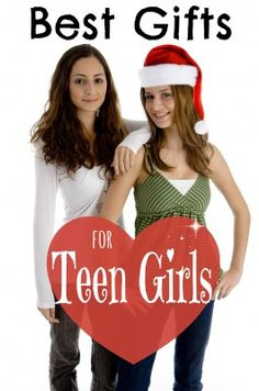 Best Christmas Gifts for Teen Girls 2014