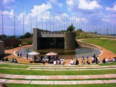 Freedom Park, Pretoria, SA