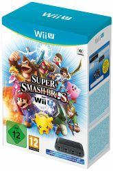Super Smash Bros. mit Gamecube Controller Adapter (Wii U)