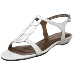 California Magdesians Womens Milla TStrap SandalWhite Kid12 N US *** This is an Amazon Affiliate link. Check out this great product.