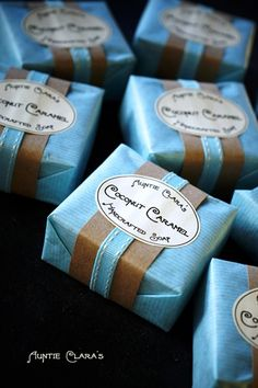 Coconut Caramel Handcrafted Soap by Auntie Clara's