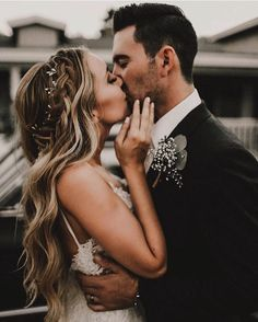 Be fearless in the pursuit of what sets your soul on fire ✨ Obsessed with this intimate moment captured by @michaela.m.photography. How crazy beautiful is her hair and dress?! ✨ Tag someone you love! More dresses on our site, link in bio. . . . #weddingdress #weddinghair #photography #hair #hairstyles #inspiration #bridetobe #bride #love #weddinggown #weddinginspiration #beauty #details #florals #flowers #cute #WDOfficial #weddingday #engagementshoot #beautiful #wedding #dress #romantic…