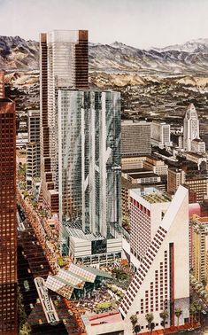 City of angles: Los Angeles | Essays | Architectural Review