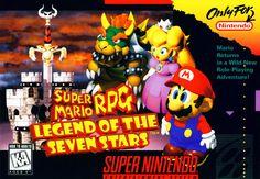 Super Mario RPG #games