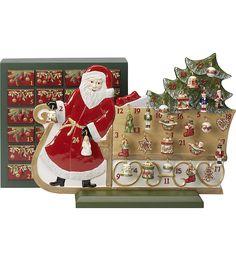 SHOP | Villeroy and Boch Porcelain Ornament Advent calendar