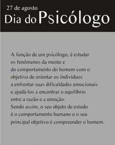 função do psicólogo Mental Health, Psychology, Facts, Thoughts, My Love, Quotes, Books, Psychiatry, Wisdom