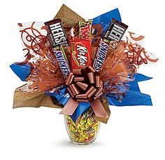 Candy Bar Bouquets - Sweet Gifts for HIM!