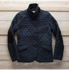 Women's Sudhamptone Quilted Jacket - Women's Outerwear