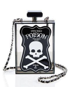 Current Mood | Unfiltered Poison Evening Bag