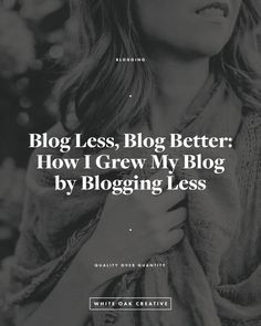 An Unconventional Way to Grow Your Blog
