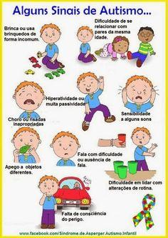 Resultado de imagem para comportamento autismo infantil