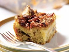 Pecan Apple Strudel Cake (Gluten Free) from Food.com:   Very good. Created from Gluten Free Apple Cake and Apple Cinnamon Muffins With Crumble Topping (Gluten-Free) . This cake can be eaten warm, or at room temperature which we like.
