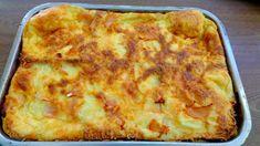 Σουφλέ με φέτες ψωμί του τόστ ,πατάτα και τυρί !!! Φανταστικό !!! ~ ΜΑΓΕΙΡΙΚΗ ΚΑΙ ΣΥΝΤΑΓΕΣ