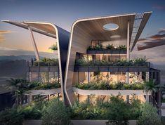 "3,435 Likes, 12 Comments - ARCFLY (@arcfly_ft) on Instagram: ""CSE Headquarters in Diamniadio, #Dakar #Senegal, designed by @_saota Via @architecturedotcom…"""