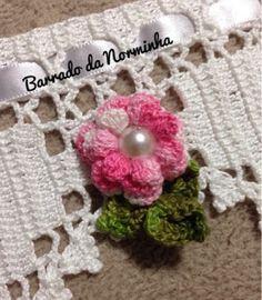Crochet et Tricot da Mamis Annie's Crochet, Thread Crochet, Crochet Flowers, Crochet Things, Rag Quilt, Quilts, Knitting Patterns, Crochet Patterns, Fiber Art