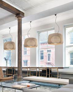 Fora 90 Pendant. by Bover — ECC Lighting & Furniture
