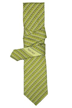 Greca Mitla Diagonal Verde