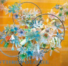 Anthropologie inspiration-window display