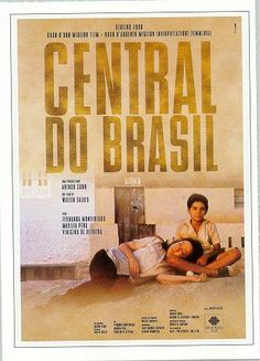 Central Station (Walter Salles, 1998), a retired schoolteacher becomes responsible for a boy when his mother dies, and the two of them search across Brazil for his father. Find this at 791.43781 CEN