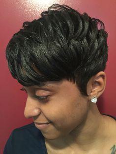 Hair by Raijona B.