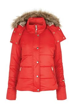 RED topshop jacket
